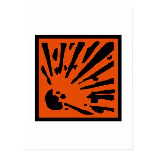 ¡Productos y diseños de la explosión de la Tarjeta Postal