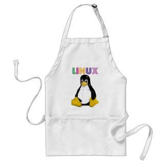 ¡Productos y diseños de Linux! Delantal