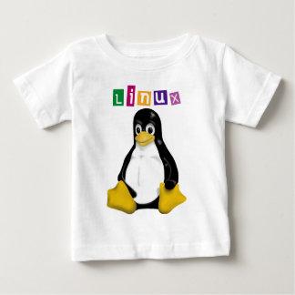¡Productos y diseños de Linux! Playera De Bebé