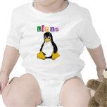 ¡Productos y diseños de Linux! Trajes De Bebé