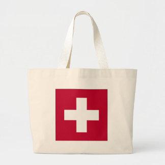 ¡Productos y diseños de Suiza! Bolsa Tela Grande