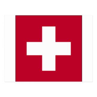 ¡Productos y diseños de Suiza! Postal