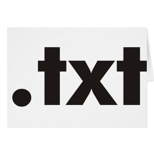 ¡Productos y diseños de TXT! Tarjetas