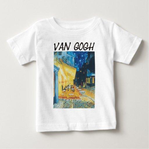 ¡Productos y diseños de Van Gogh! Playera De Bebé