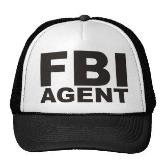 ¡Productos y diseños del FBI! Gorros
