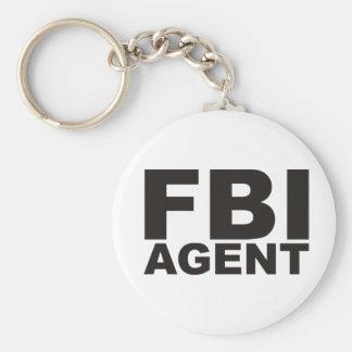 ¡Productos y diseños del FBI! Llavero Redondo Tipo Pin
