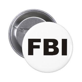 ¡Productos y diseños del FBI! Pin Redondo 5 Cm