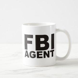 ¡Productos y diseños del FBI! Taza Clásica