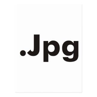 ¡Productos y diseños del JPG del friki! Tarjetas Postales