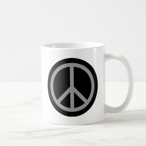 ¡Productos y diseños del símbolo de paz! Taza Clásica