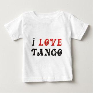 ¡Productos y diseños del tango! Playera De Bebé