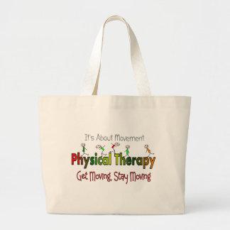 Productos y regalos de la terapia física bolsa