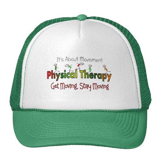 Productos y regalos de la terapia física gorro
