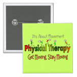Productos y regalos de la terapia física pin