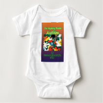 Products Autism Awareness Baby Bodysuit