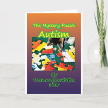 Products Autism Awareness Card