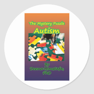 Products Autism Awareness Classic Round Sticker