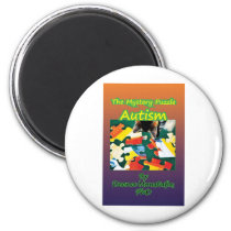 Products Autism Awareness Magnet