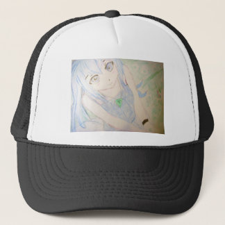 Products containing sketches. trucker hat