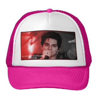 Products FC Insane people For the Luan Santana Trucker Hat