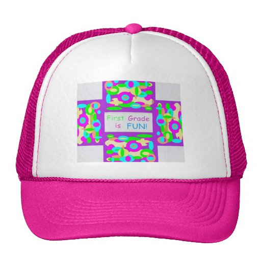 Products for first grade hat