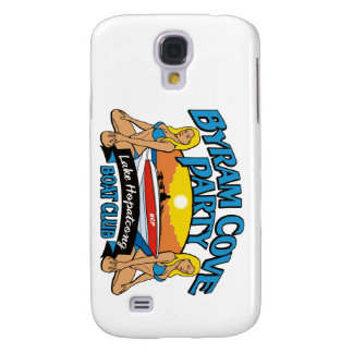 Products for the Byram Cove Party (BCP). Samsung S4 Case