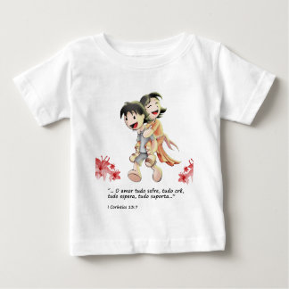 Products happy couple baby T-Shirt