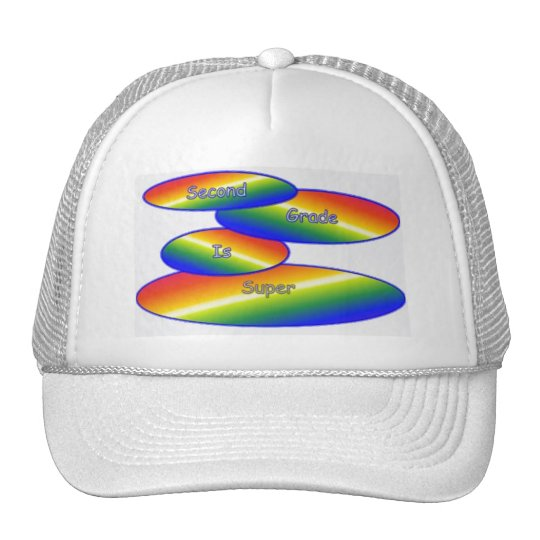 Products highlighting second grade trucker hat