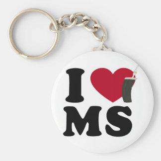 Products I Love MS Keychain