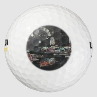 Products of a Struggled Harvest, Jerusalem Golf Balls