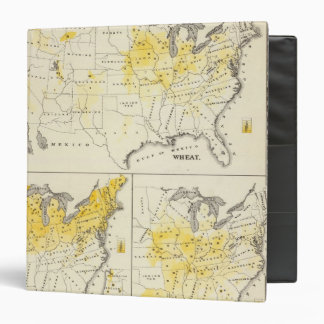 Products raised in proportion to population 3 ring binder