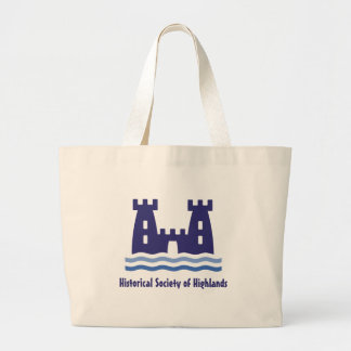 Products Sold By Historical Society of Highlands Canvas Bag