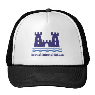 Products Sold By Historical Society of Highlands Mesh Hats