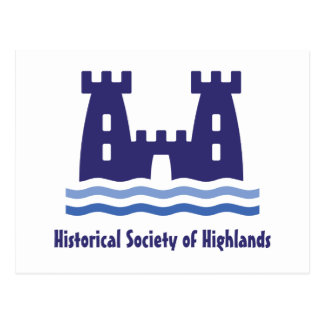 Products Sold By Historical Society of Highlands Postcard