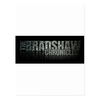Products-The Bradshaw Chronicles! Postcard