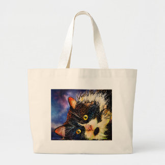 Products with a tuxedo cat bag