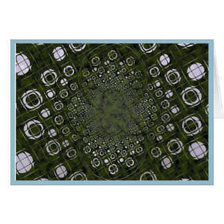 Products with Fractal Image Card