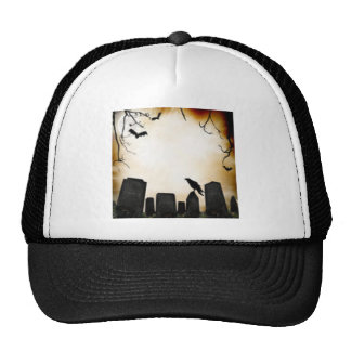 Products with Horror Theme Mesh Hats