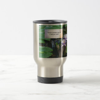 Products with pretty biblical illustrations 15 oz stainless steel travel mug