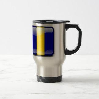 Produits aux couleurs de la Barbade Mug