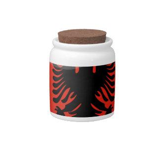 Produits couleurs aux. de l'Albanie Jarras Para Caramelos