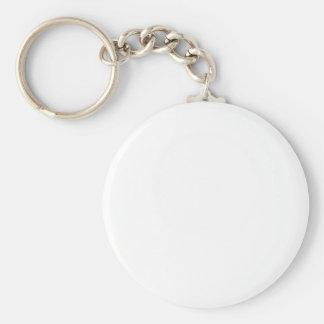 Produtos Basic Round Button Keychain