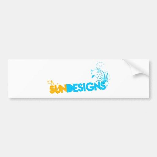 Produtos Com Logomarca Sun Designs Adesivo