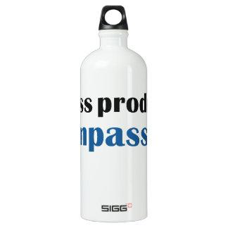 Produzca en masa la compasión botella de agua