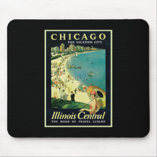 Proehl Chicago Mouse Pad