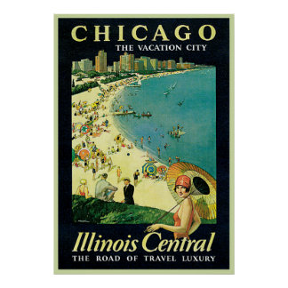 Proehl Chicago Poster