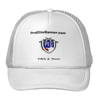 ProEliteGamer.com PEG PAID 2 PWN Trucker Hat