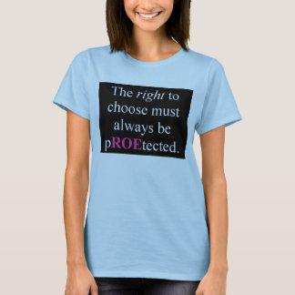 pROEtected T-Shirt