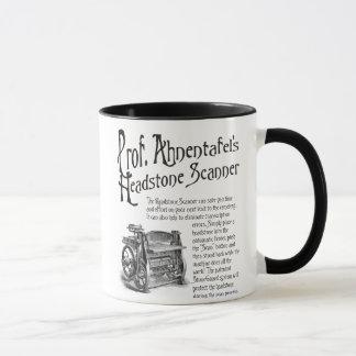 Prof. Ahnentafel's Headstone Scanner. Mug