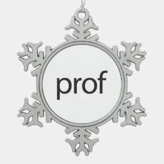 prof.ai ornaments